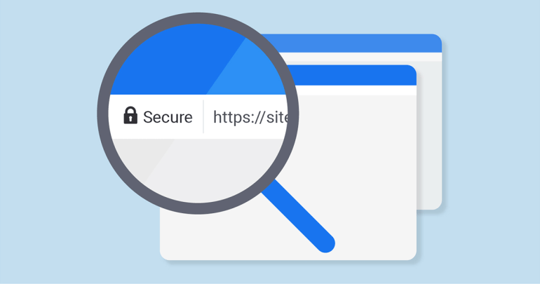 شهادة الأمان SSL وأهميتها في رفع ترتيب الموقع بمحركات البحث