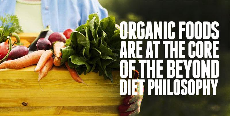 beyond diet organic foods