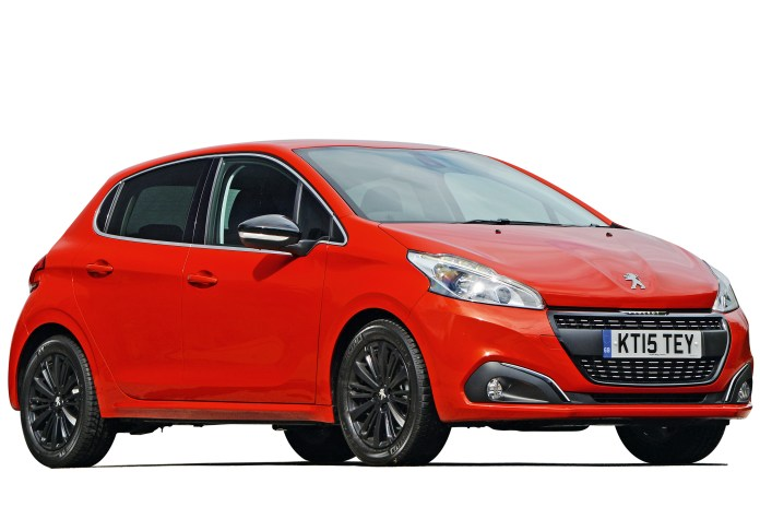 Peugeot 208 Hatchback 2012 2019 Owner Reviews Mpg Problems Reliability Carbuyer