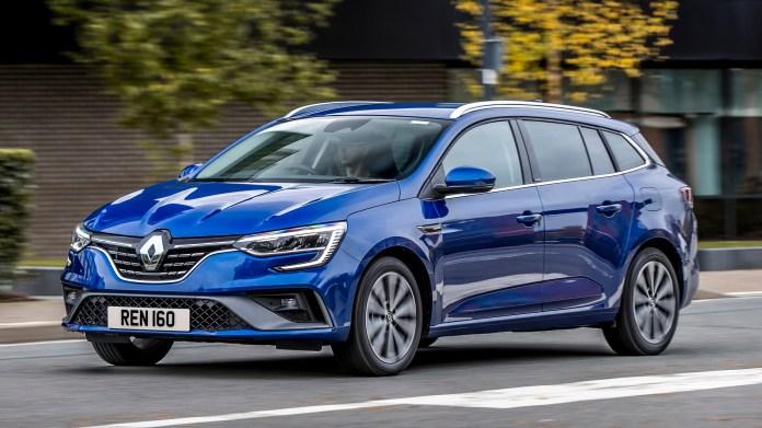 Renault Megane Sport Tourer Estate Review Carbuyer