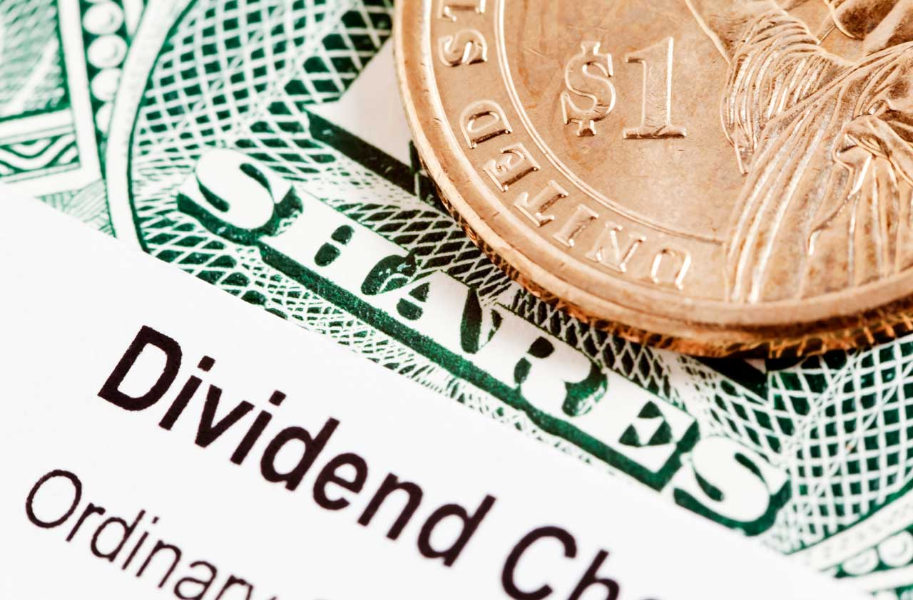 6 Dividend Stocks With Above Average Yields