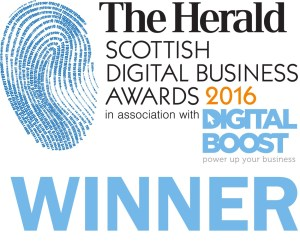The Herald Scottish Digital Business Awards 2016