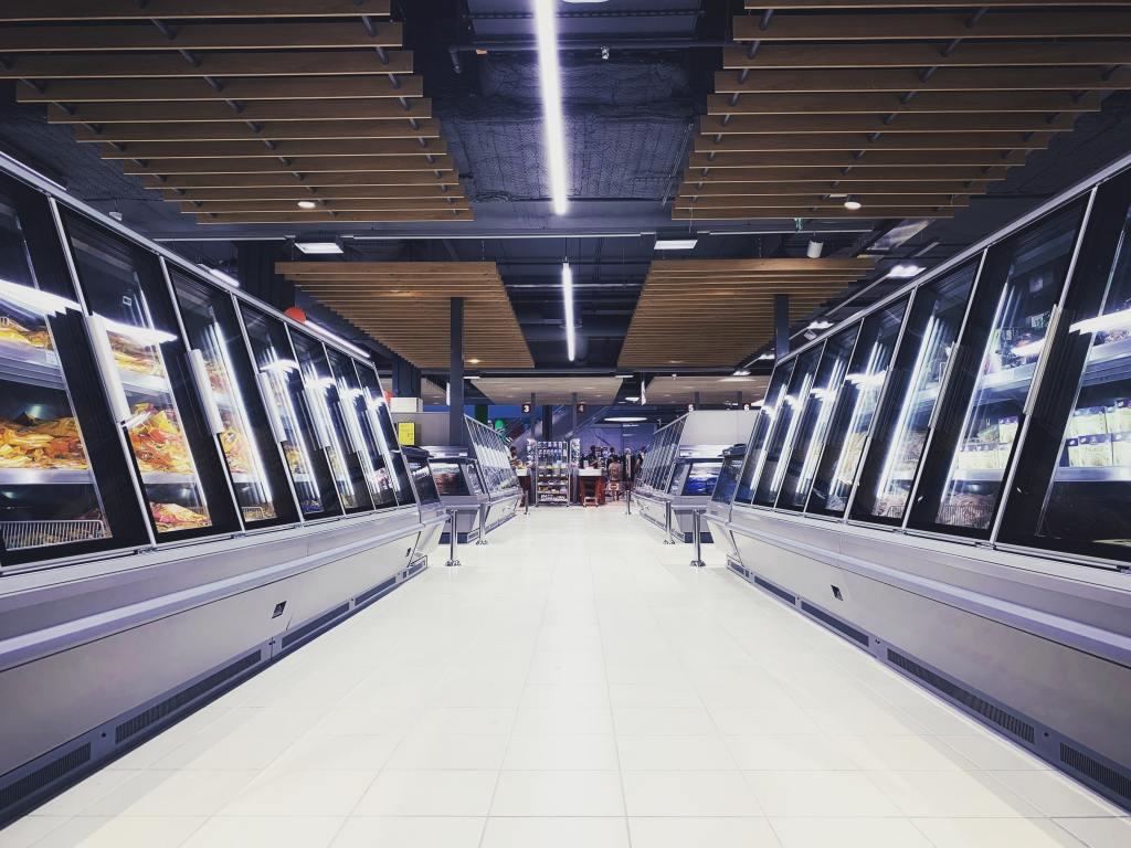 energía luz ahorro facturas supermercado camara frigorifica
