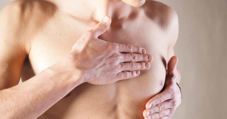 Brustkrebs bei Männern, höhere Sterberate als bei Frauen