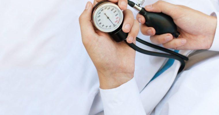 Bluthochdruck erhöht Krebsrisiko bei Männern