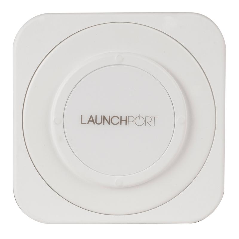 LaunchPort Wandstation