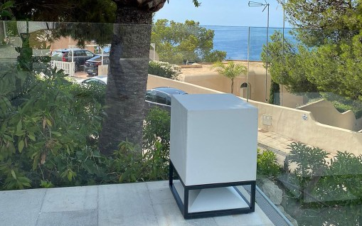 CUBE - Außenlautsprecher von Architettura Sonora