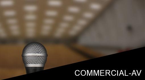Commercial Audio