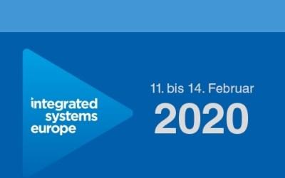 Integrated Systems Europe 2020 – mediacraft Marken auf der ISE