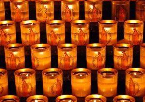Bougies de groupie