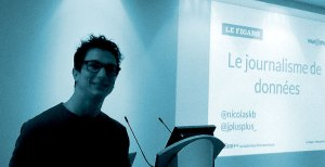 Nicolas Kayser-Bril au Figaro le 18 janvier 2013