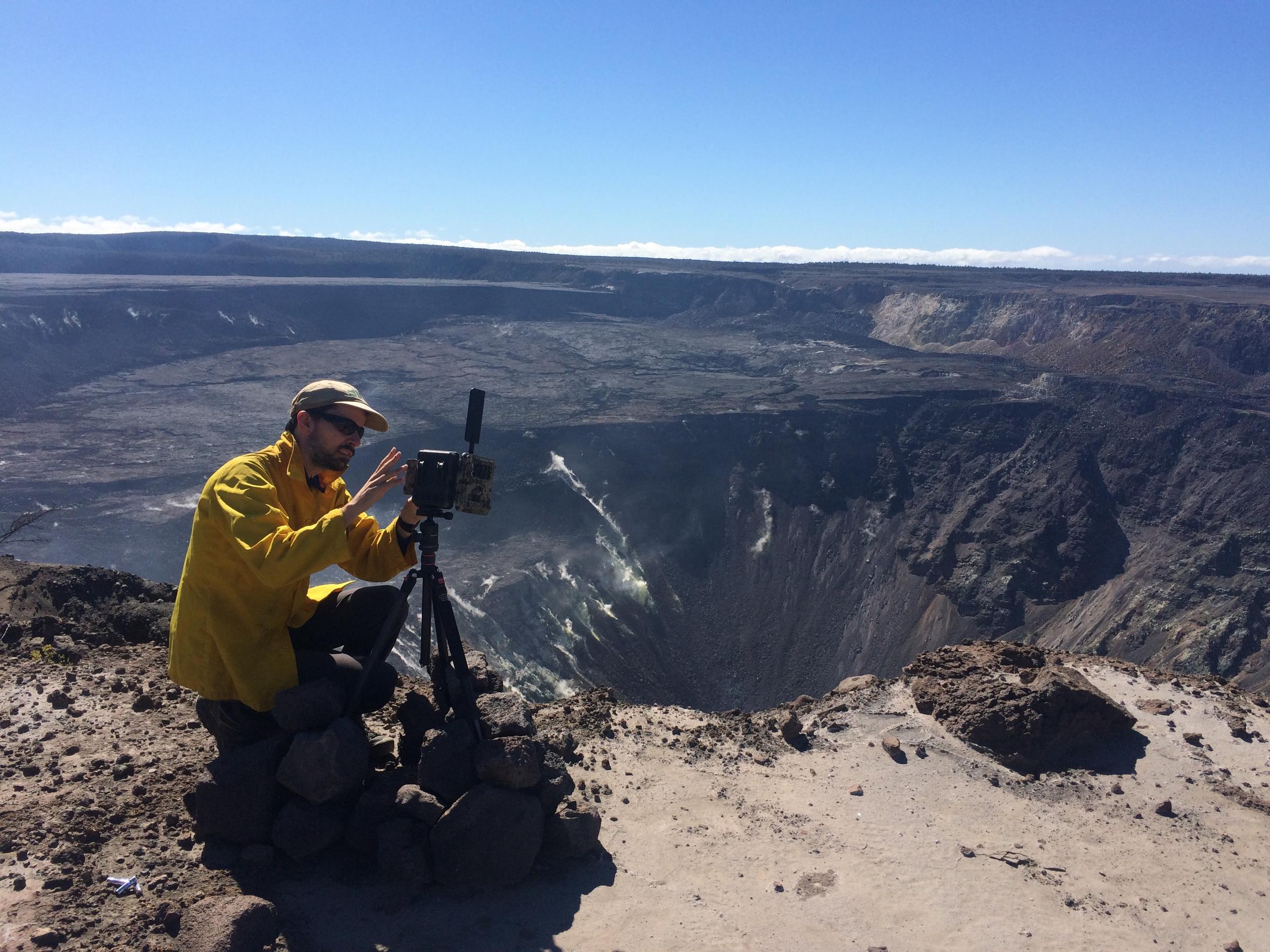 Hirono Hawaiian Volcano Observatory Will Remain On Hawaii