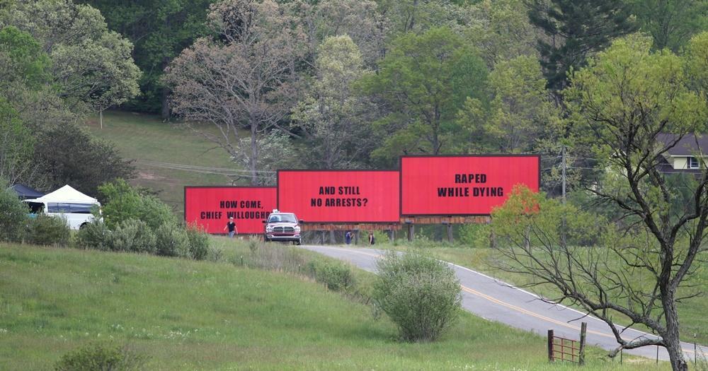 Image result for 3 billboards outside ebbing missouri
