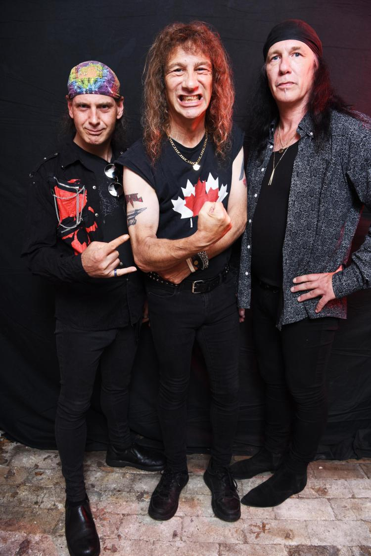 Anvil Continues Its Heavy Metal Crusade After 42 Years | KMUW