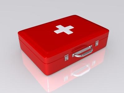 Hasil gambar untuk first aid box
