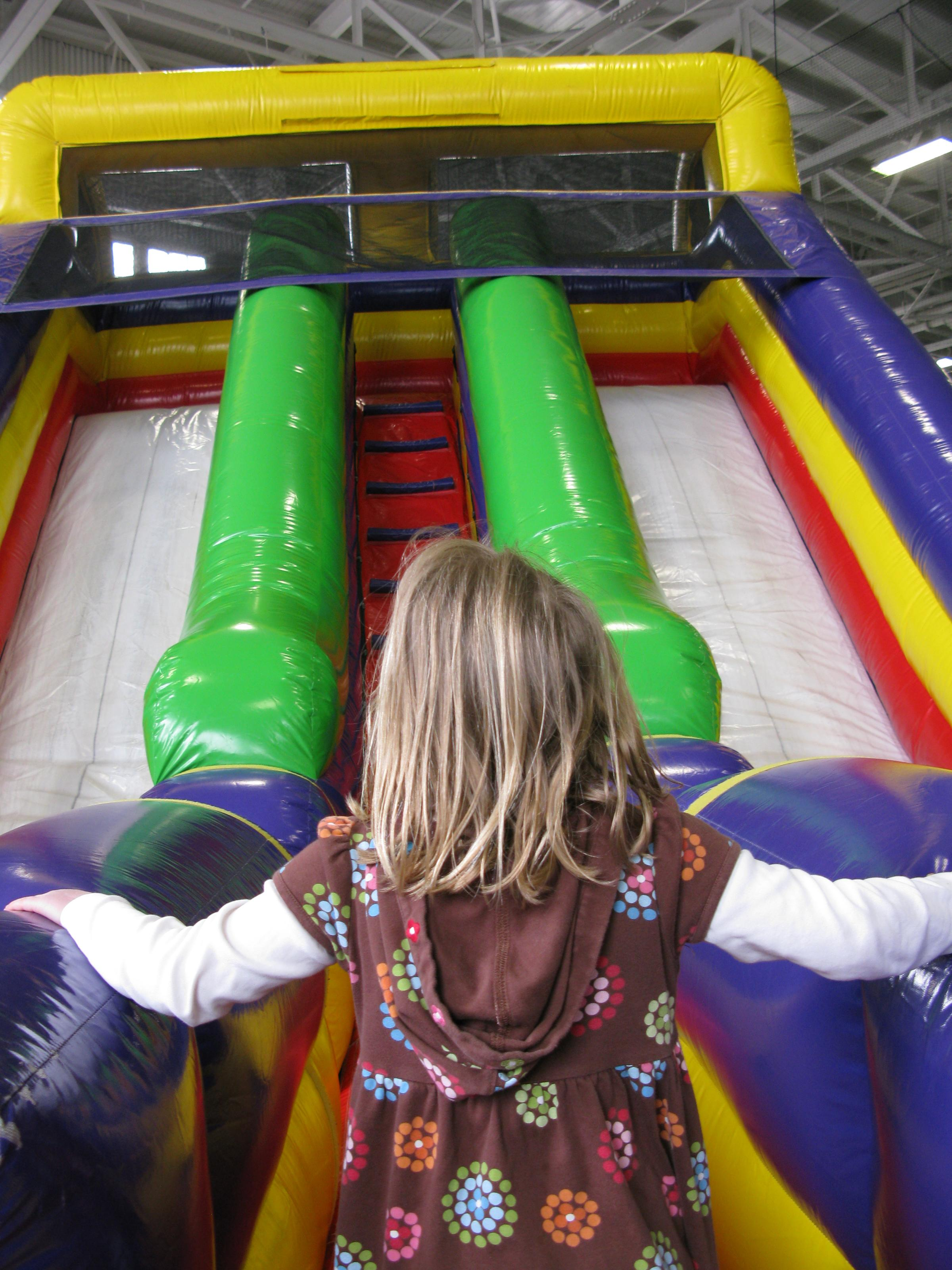 Bouncy House Rules Wash Bans Them From Child Care