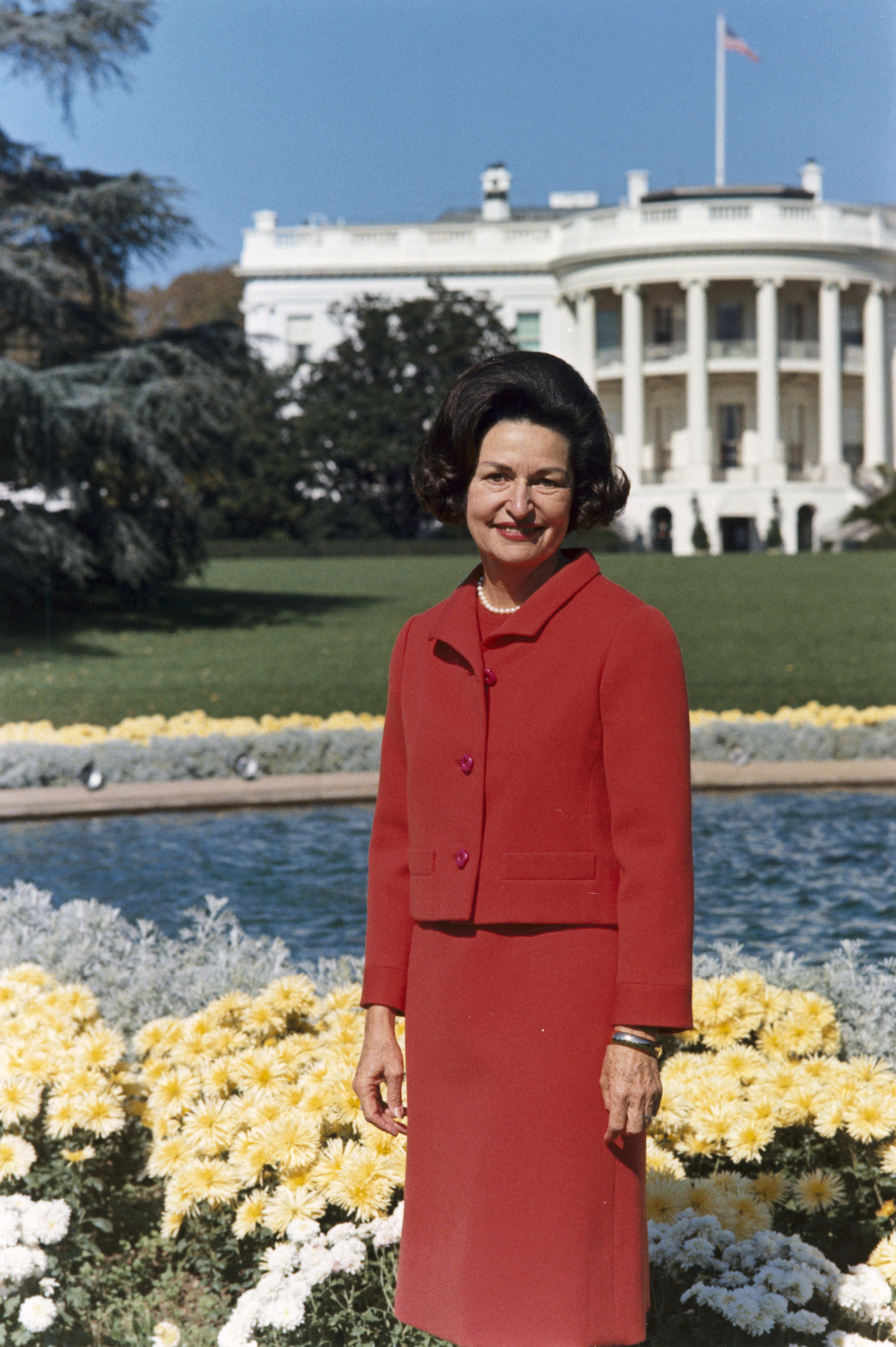 She Really Invented The Job Lady Bird Johnson And The