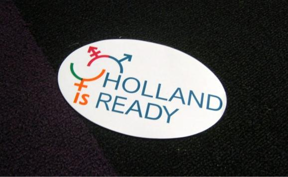 Holland is Ready OLANDA, PARADIS SAU IAD?