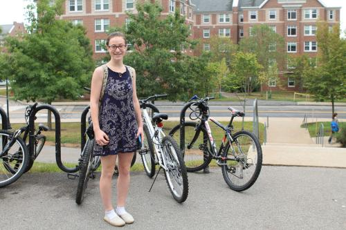 Image result for bicycles at unh