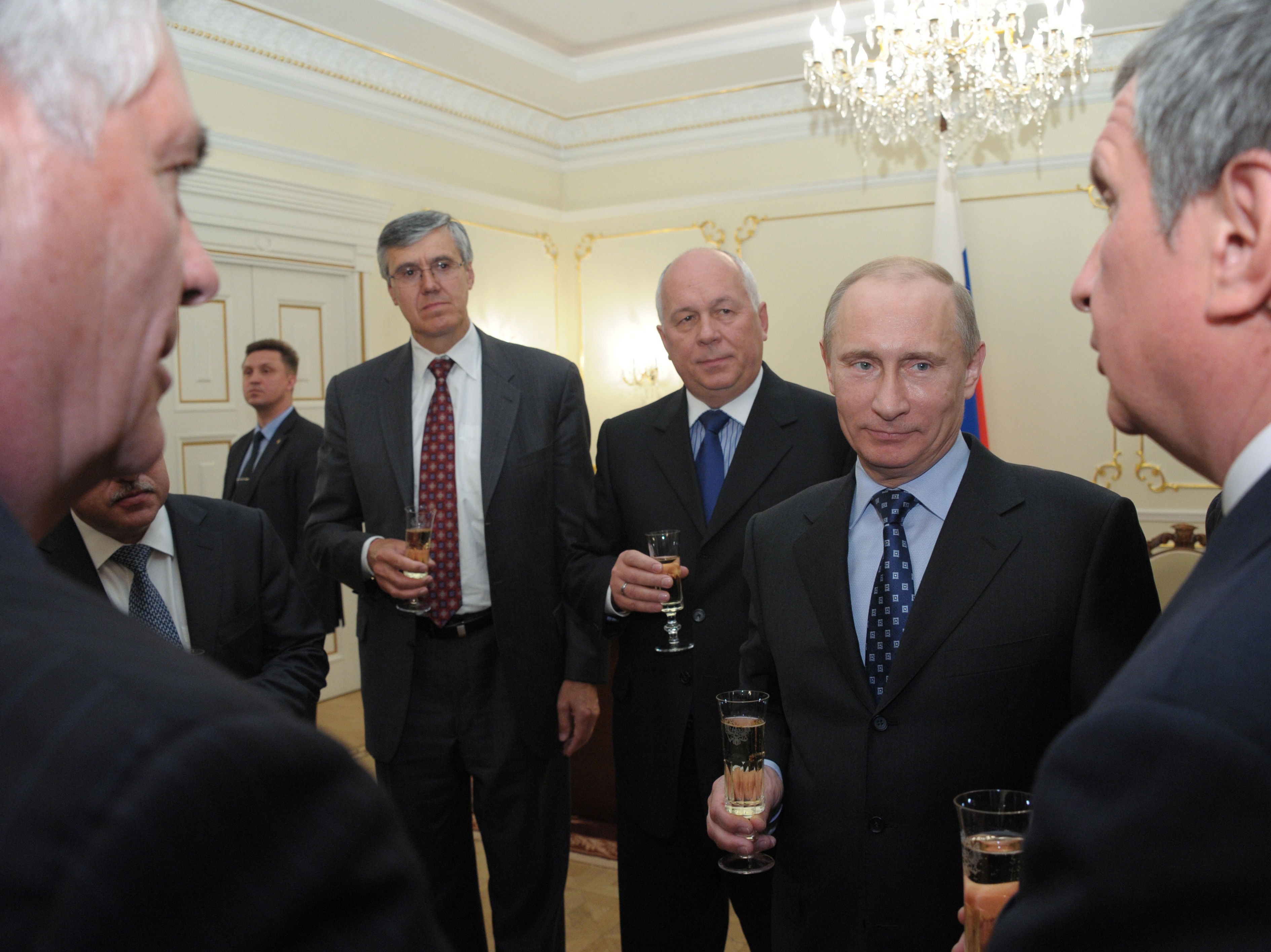 Image result for photos of rex tillerson and Sechin in russia