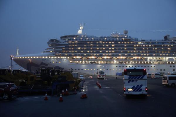 44 Americans On The Diamond Princess Cruise Ship Diagnosed With Coronavirus
