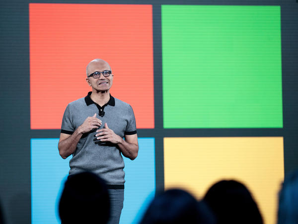 In his new book, Microsoft CEO Satya Nadella explores how he's had to work on his capacity for empathy to change the company's culture.