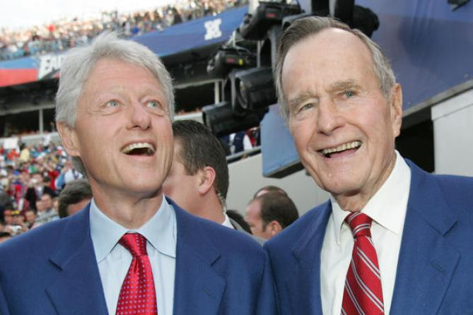 Image result for Bush remembered by world leaders