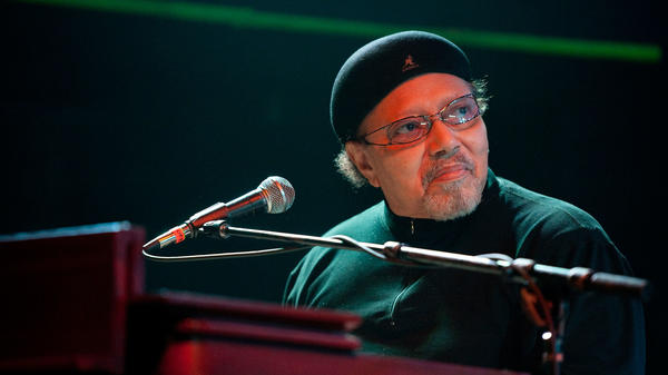 Art Neville of the Meters and the Neville Brothers performing at Tipitina's in New Orleans in 2011. Neville died Monday at age 81.