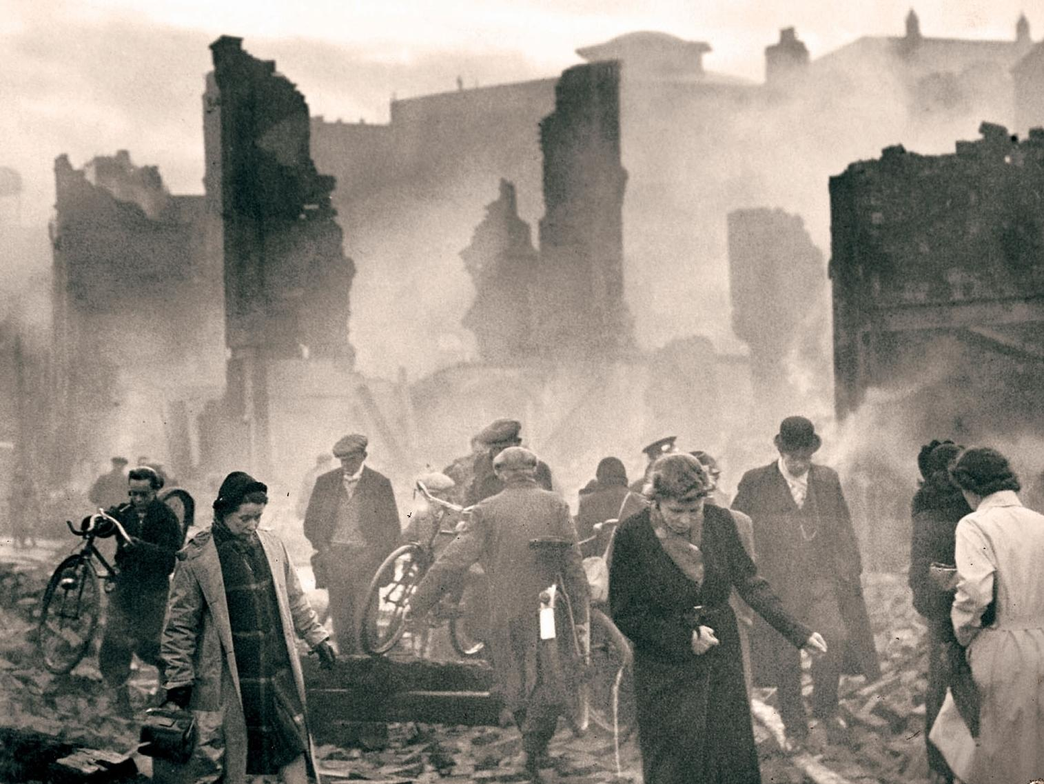 After Wwii Europe Was A Savage Continent Of Devastation