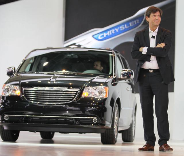 Chrysler President Olivier Francois Reintroduced His Company To The World At The  Detroit Auto Show
