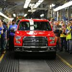 For Best Selling Truck Ford Bets Big On Aluminum Connecticut Public Radio