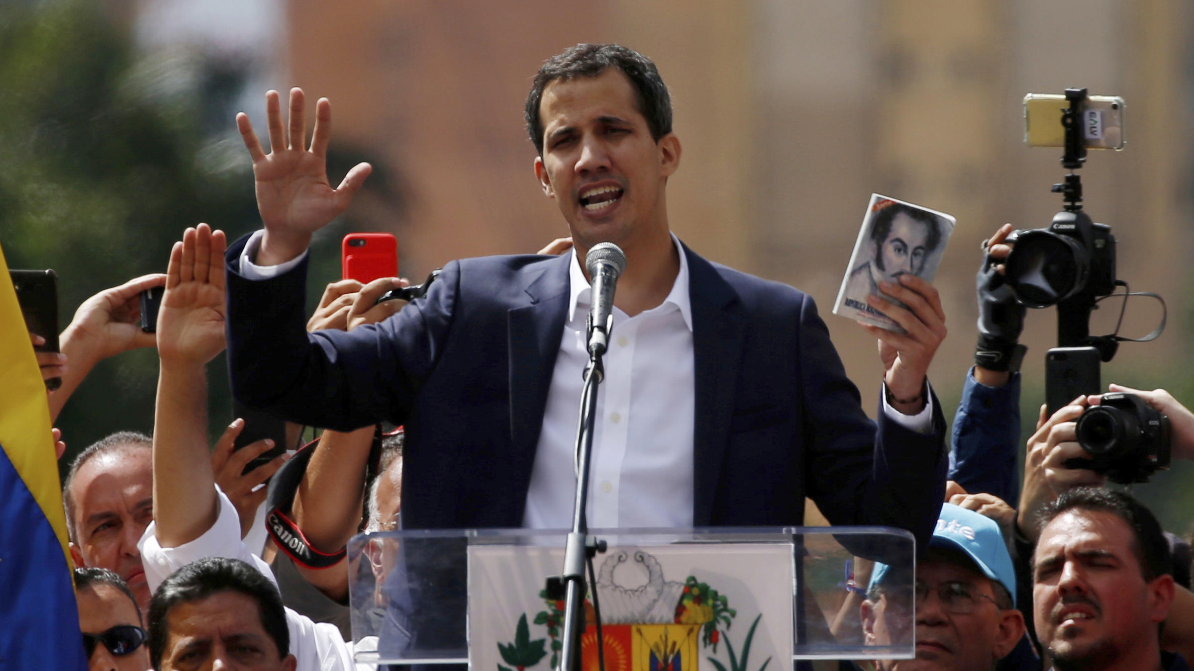 Image result for photos of Juan Guaidó,