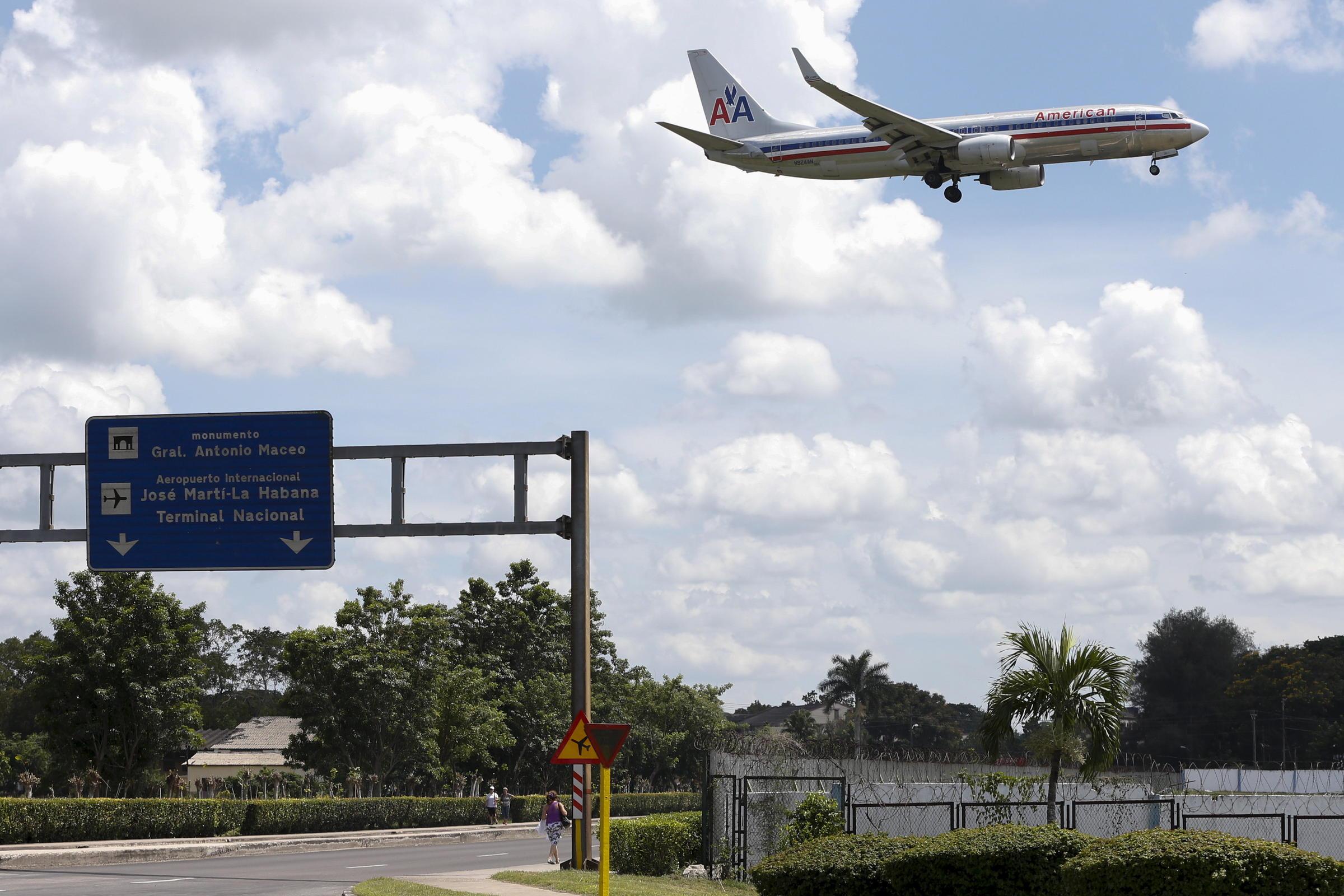 Resultado de imagen para Havana flight US