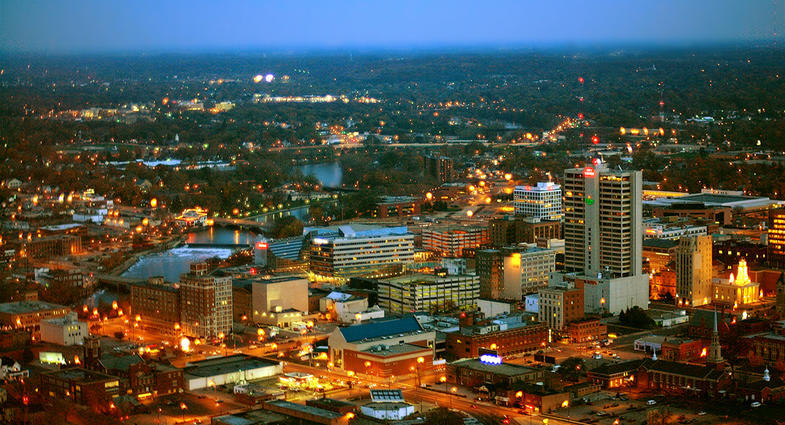 South Bend Aims To Improve City Services With Data Tech WBAA