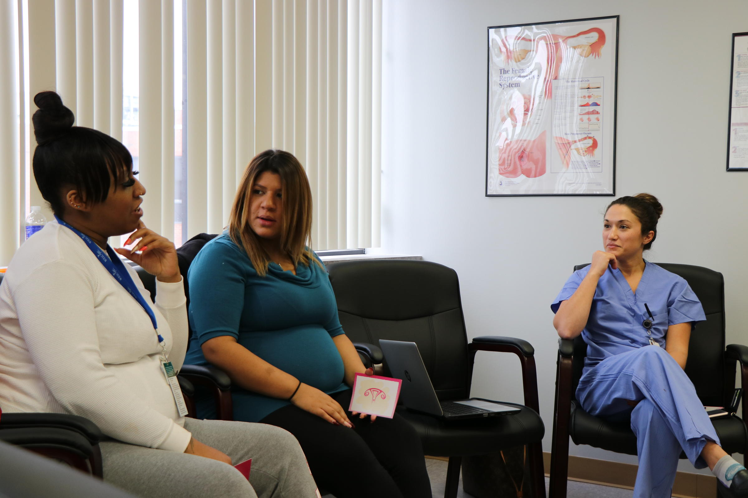 Empowerment And Shared Experience Are Keys To Niagara Falls Prenatal Care Program Wbfo