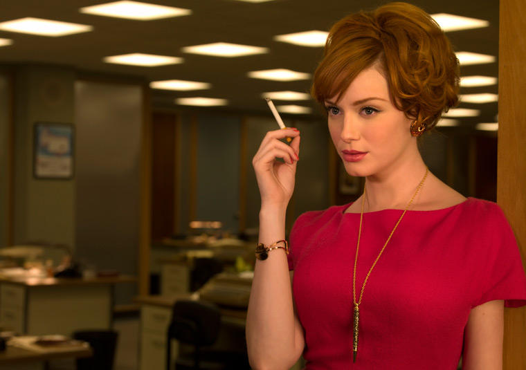 Image result for christina hendricks mad men