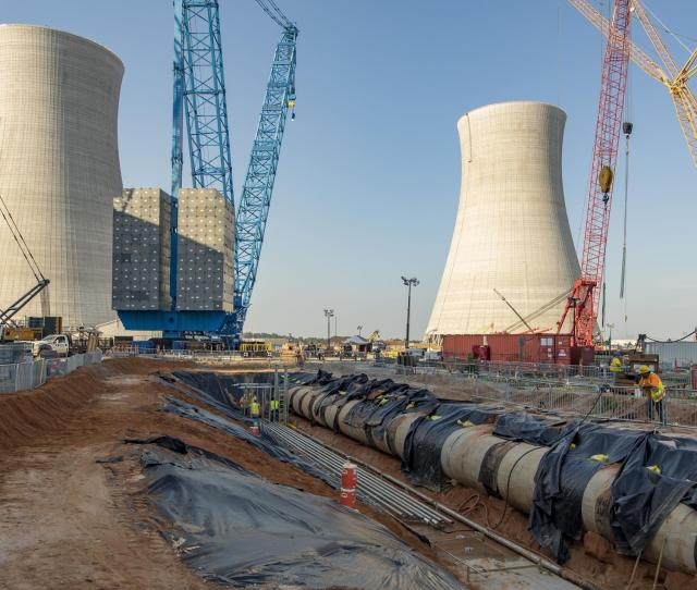 The Georgia Public Service Commission Approved A Total Of 188 Million In Credits As Part Of Its Order To Continue Construction Of Vogtle  At The