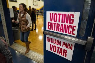 ¡Asegúrate de votar esta elección!