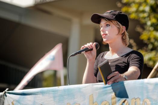 Activist And Former Military Prisoner Chelsea Manning ...