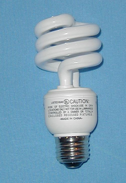 Recycling Light Bulbs Mercury