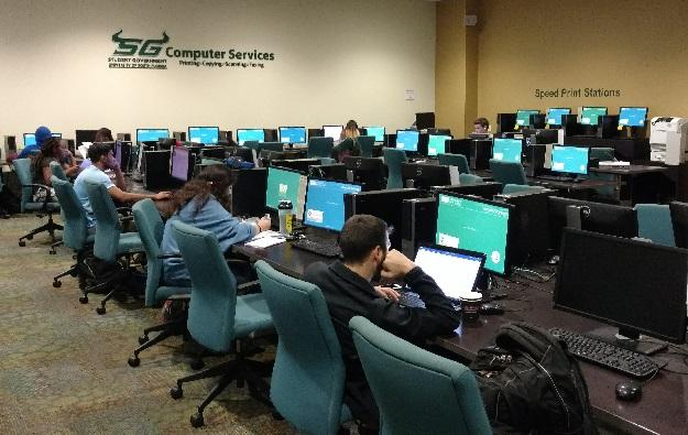 Number Students Usf