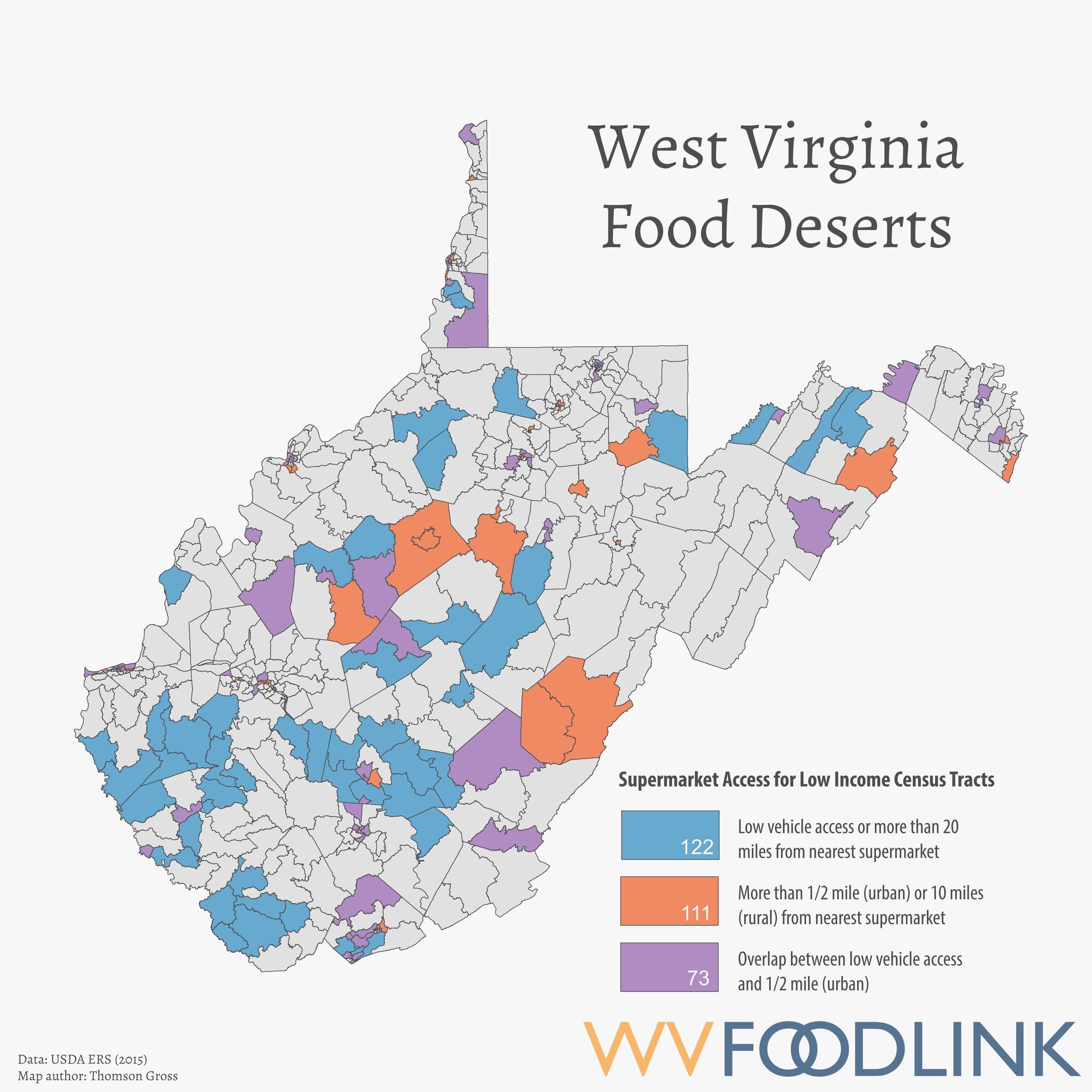 Foods Desert Found