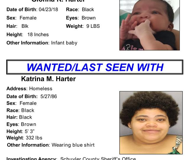 Amber Alert Canceled After Report Of Infant Abducted In Schuyler County Wxxi News