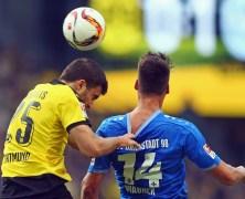 Video: Borussia Dortmund vs Darmstadt 98