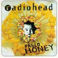 Pablo Honey by Radiohead