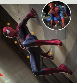 Spider-Man costume comparison