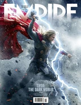 'Thor: The Dark World' Empire Variant Cover 3