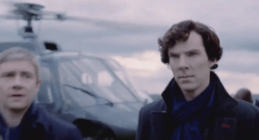 Sherlock 'His Last Vow' Trailer Images