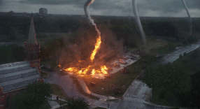 """into the Storm"" Trailer Images"