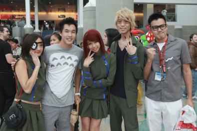 Coasplay Gallery: Anime-zing! Davenport, IA
